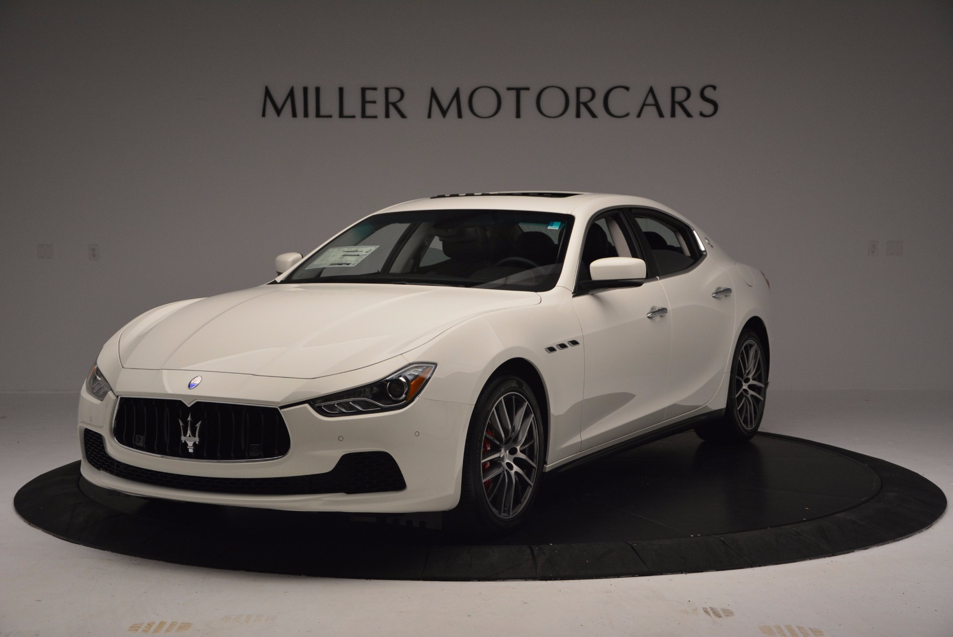 Used 2017 Maserati Ghibli S Q4 for sale Sold at Bentley Greenwich in Greenwich CT 06830 1