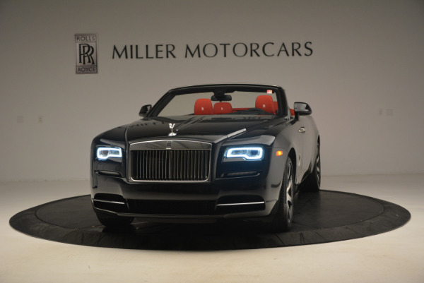 New 2017 Rolls-Royce Dawn for sale Sold at Bentley Greenwich in Greenwich CT 06830 1