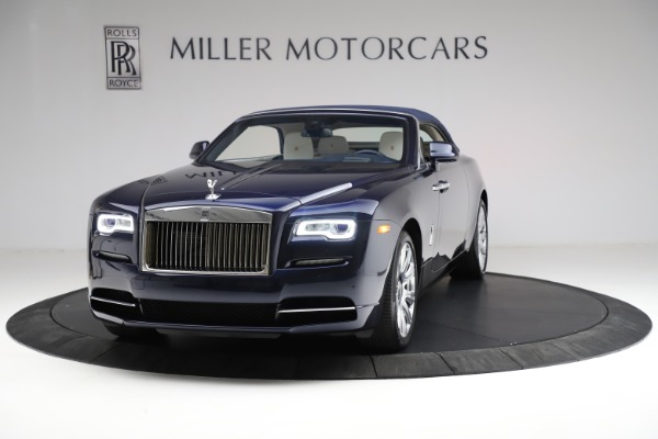 Used 2017 Rolls-Royce Dawn for sale Call for price at Bentley Greenwich in Greenwich CT 06830 14