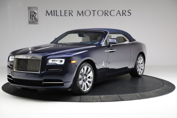 Used 2017 Rolls-Royce Dawn for sale Call for price at Bentley Greenwich in Greenwich CT 06830 15