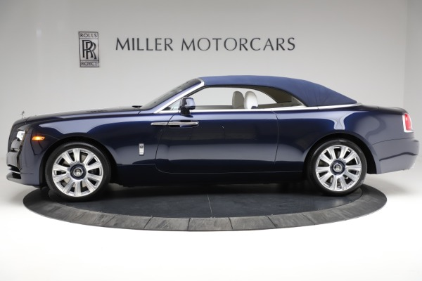 Used 2017 Rolls-Royce Dawn for sale Call for price at Bentley Greenwich in Greenwich CT 06830 16