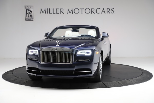 Used 2017 Rolls-Royce Dawn for sale Call for price at Bentley Greenwich in Greenwich CT 06830 2