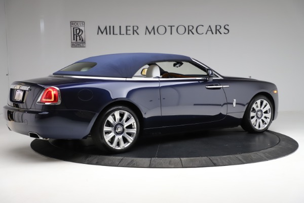 Used 2017 Rolls-Royce Dawn for sale Call for price at Bentley Greenwich in Greenwich CT 06830 21