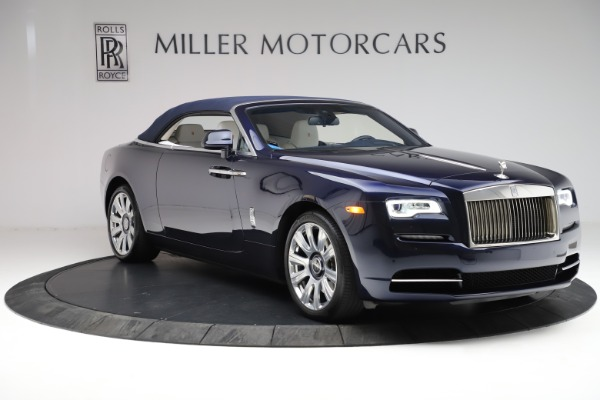 Used 2017 Rolls-Royce Dawn for sale Call for price at Bentley Greenwich in Greenwich CT 06830 24