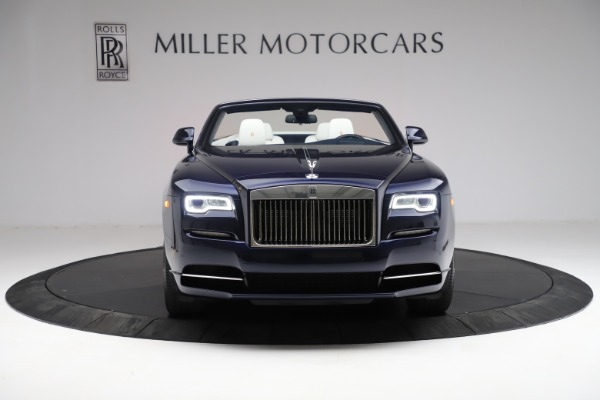 Used 2017 Rolls-Royce Dawn for sale Call for price at Bentley Greenwich in Greenwich CT 06830 3