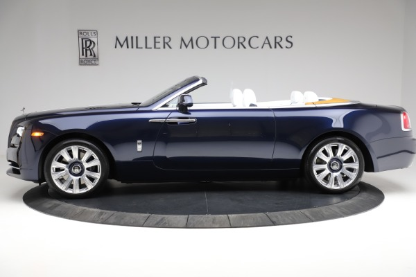 Used 2017 Rolls-Royce Dawn for sale Call for price at Bentley Greenwich in Greenwich CT 06830 4