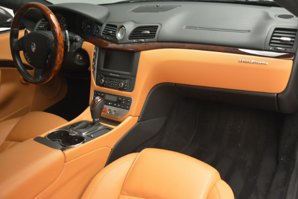 Used 2011 Maserati GranTurismo for sale Sold at Bentley Greenwich in Greenwich CT 06830 18