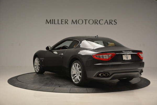 Used 2011 Maserati GranTurismo for sale Sold at Bentley Greenwich in Greenwich CT 06830 5