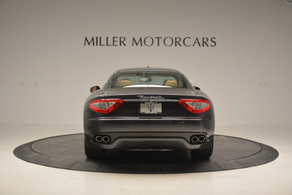 Used 2011 Maserati GranTurismo for sale Sold at Bentley Greenwich in Greenwich CT 06830 6