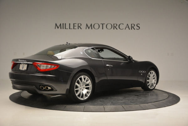 Used 2011 Maserati GranTurismo for sale Sold at Bentley Greenwich in Greenwich CT 06830 8