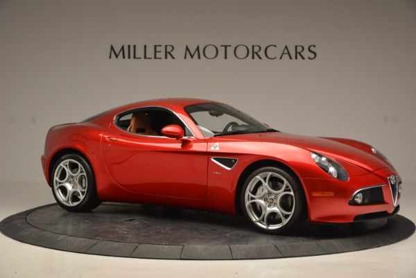 Used 2008 Alfa Romeo 8C for sale Sold at Bentley Greenwich in Greenwich CT 06830 10