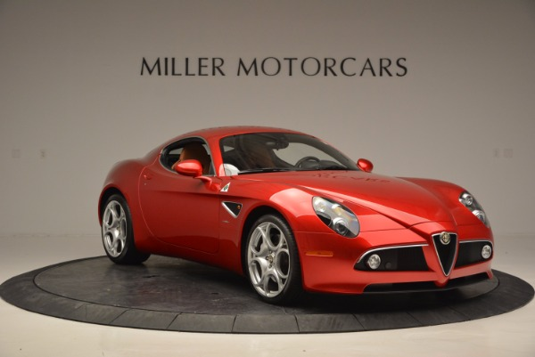 Used 2008 Alfa Romeo 8C for sale Sold at Bentley Greenwich in Greenwich CT 06830 11