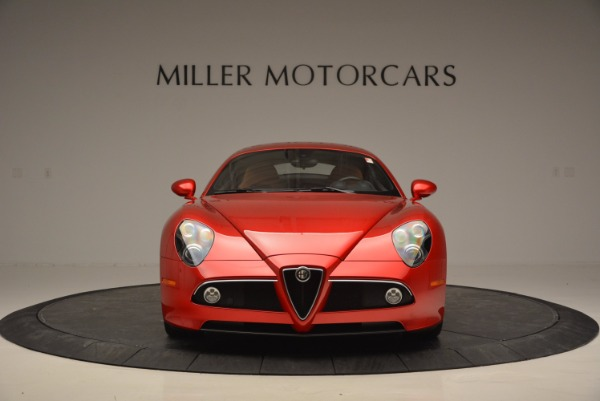 Used 2008 Alfa Romeo 8C for sale Sold at Bentley Greenwich in Greenwich CT 06830 12