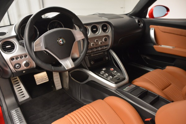 Used 2008 Alfa Romeo 8C for sale Sold at Bentley Greenwich in Greenwich CT 06830 14