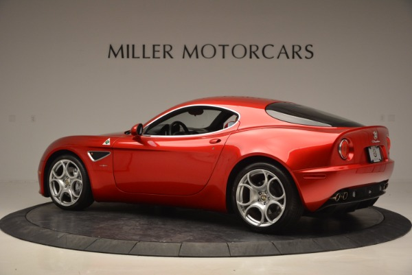 Used 2008 Alfa Romeo 8C for sale Sold at Bentley Greenwich in Greenwich CT 06830 4