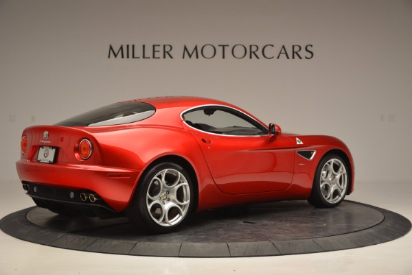 Used 2008 Alfa Romeo 8C for sale Sold at Bentley Greenwich in Greenwich CT 06830 8