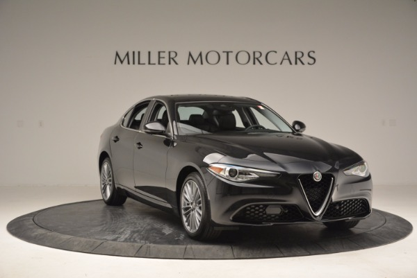 New 2017 Alfa Romeo Giulia Ti for sale Sold at Bentley Greenwich in Greenwich CT 06830 11