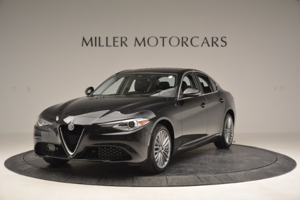 New 2017 Alfa Romeo Giulia Ti for sale Sold at Bentley Greenwich in Greenwich CT 06830 1