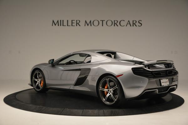 Used 2016 McLaren 650S SPIDER Convertible for sale Sold at Bentley Greenwich in Greenwich CT 06830 17