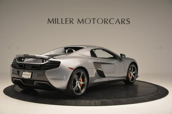 Used 2016 McLaren 650S SPIDER Convertible for sale Sold at Bentley Greenwich in Greenwich CT 06830 19