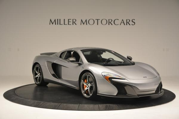 Used 2016 McLaren 650S SPIDER Convertible for sale Sold at Bentley Greenwich in Greenwich CT 06830 20