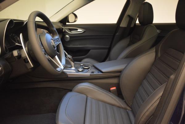 New 2017 Alfa Romeo Giulia Ti for sale Sold at Bentley Greenwich in Greenwich CT 06830 14