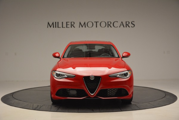New 2017 Alfa Romeo Giulia for sale Sold at Bentley Greenwich in Greenwich CT 06830 12