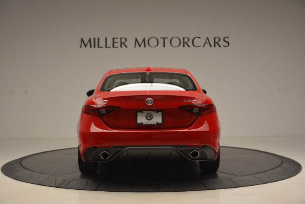 New 2017 Alfa Romeo Giulia for sale Sold at Bentley Greenwich in Greenwich CT 06830 6
