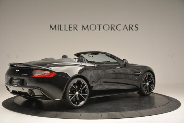 New 2016 Aston Martin Vanquish Volante for sale Sold at Bentley Greenwich in Greenwich CT 06830 8