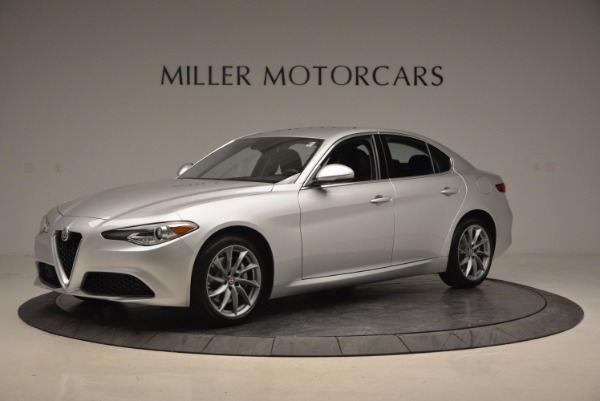 New 2017 Alfa Romeo Giulia Q4 for sale Sold at Bentley Greenwich in Greenwich CT 06830 16