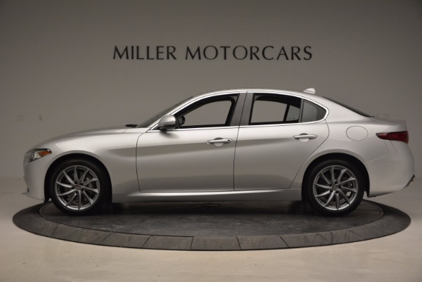 New 2017 Alfa Romeo Giulia Q4 for sale Sold at Bentley Greenwich in Greenwich CT 06830 17