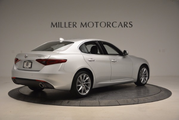 New 2017 Alfa Romeo Giulia Q4 for sale Sold at Bentley Greenwich in Greenwich CT 06830 22