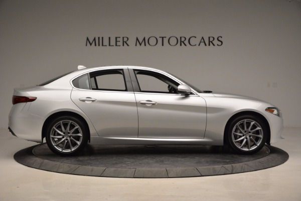 New 2017 Alfa Romeo Giulia Q4 for sale Sold at Bentley Greenwich in Greenwich CT 06830 23