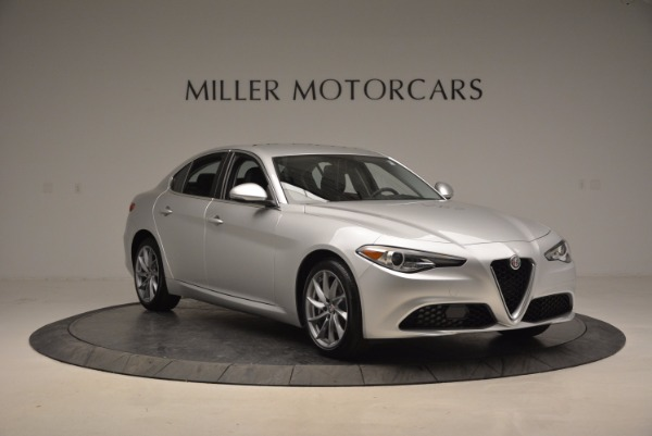 New 2017 Alfa Romeo Giulia Q4 for sale Sold at Bentley Greenwich in Greenwich CT 06830 25