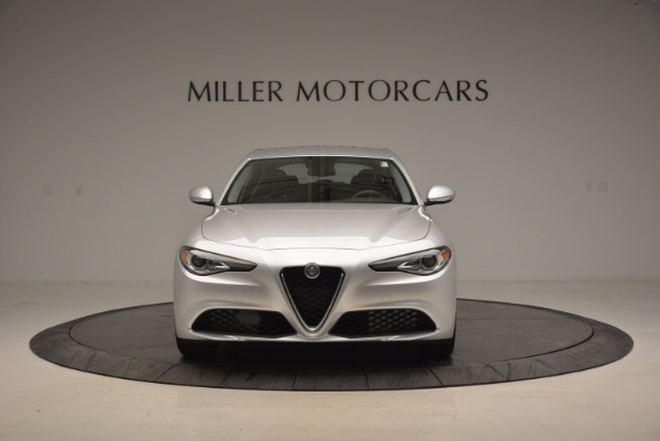 New 2017 Alfa Romeo Giulia Q4 for sale Sold at Bentley Greenwich in Greenwich CT 06830 26