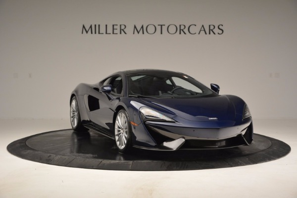 New 2017 McLaren 570GT for sale Sold at Bentley Greenwich in Greenwich CT 06830 11