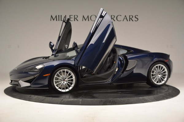 New 2017 McLaren 570GT for sale Sold at Bentley Greenwich in Greenwich CT 06830 14