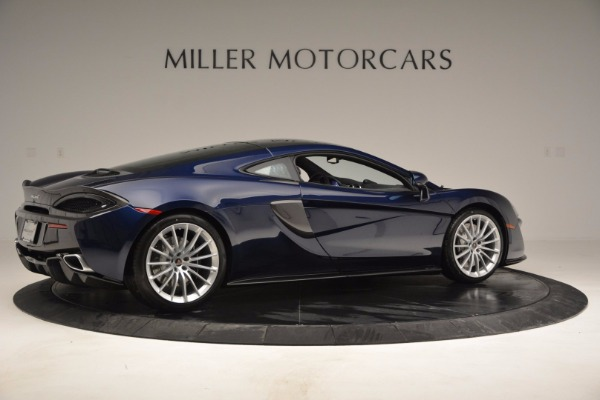 New 2017 McLaren 570GT for sale Sold at Bentley Greenwich in Greenwich CT 06830 8