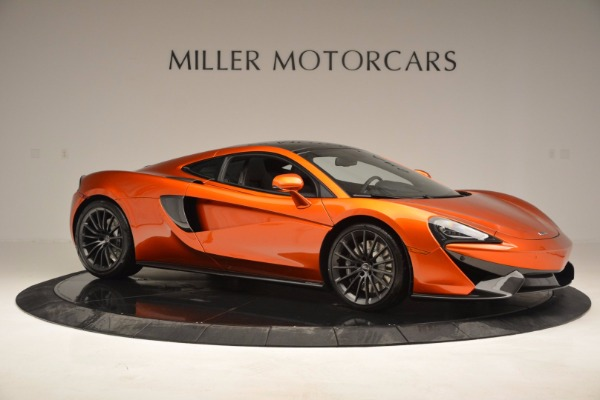 Used 2017 McLaren 570GT Coupe for sale $139,900 at Bentley Greenwich in Greenwich CT 06830 10