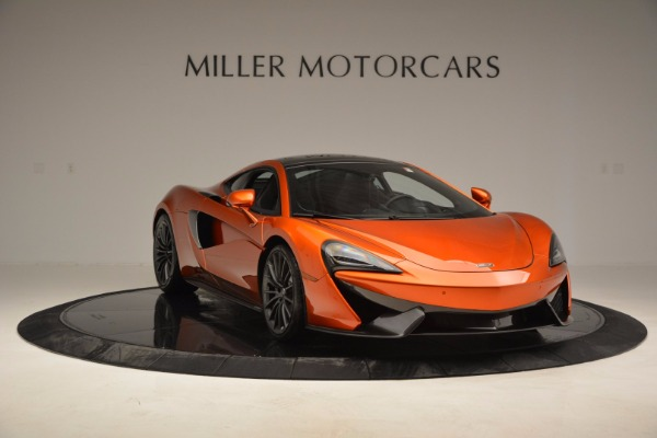 Used 2017 McLaren 570GT Coupe for sale $139,900 at Bentley Greenwich in Greenwich CT 06830 11