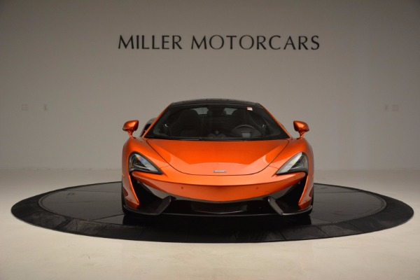 Used 2017 McLaren 570GT Coupe for sale $139,900 at Bentley Greenwich in Greenwich CT 06830 12