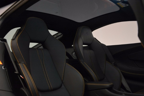 New 2017 McLaren 570GT for sale Sold at Bentley Greenwich in Greenwich CT 06830 19