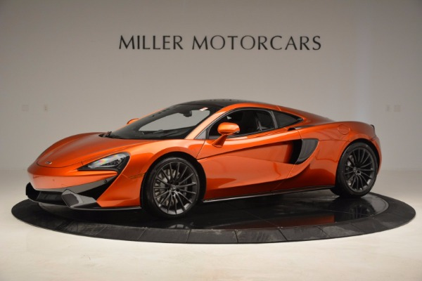 Used 2017 McLaren 570GT Coupe for sale $139,900 at Bentley Greenwich in Greenwich CT 06830 2