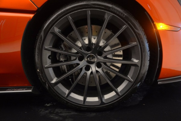 New 2017 McLaren 570GT for sale Sold at Bentley Greenwich in Greenwich CT 06830 21