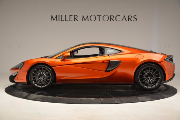 Used 2017 McLaren 570GT Coupe for sale $139,900 at Bentley Greenwich in Greenwich CT 06830 3