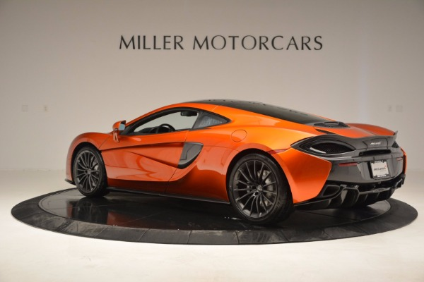 Used 2017 McLaren 570GT Coupe for sale $139,900 at Bentley Greenwich in Greenwich CT 06830 4