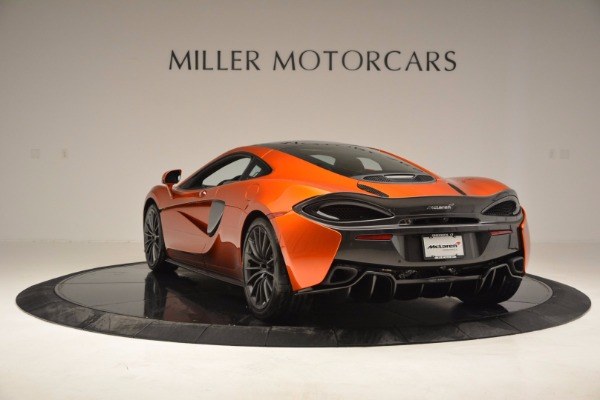 Used 2017 McLaren 570GT Coupe for sale $139,900 at Bentley Greenwich in Greenwich CT 06830 5