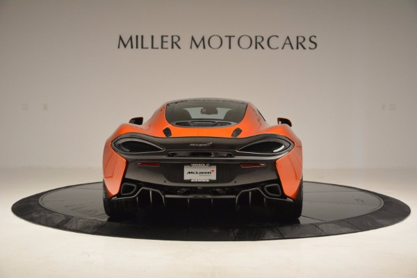 Used 2017 McLaren 570GT Coupe for sale $139,900 at Bentley Greenwich in Greenwich CT 06830 6