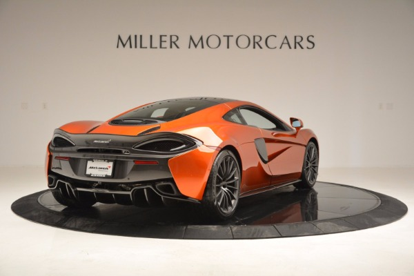 Used 2017 McLaren 570GT Coupe for sale $139,900 at Bentley Greenwich in Greenwich CT 06830 7