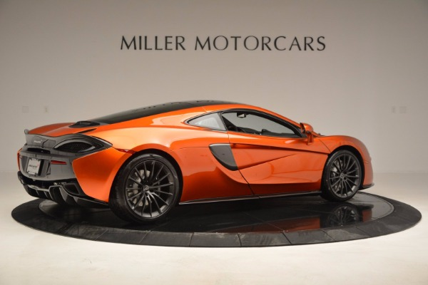 Used 2017 McLaren 570GT Coupe for sale $139,900 at Bentley Greenwich in Greenwich CT 06830 8